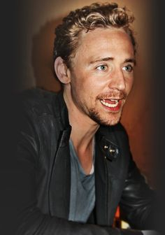 Tom Hiddleston (not my photo not my edit)