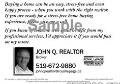 Royal lepage triland realty sample card royal lepage triland royal lepage triland realty sample card royal lepage triland realty brokerage get business cards pinterest royals and real estate reheart Gallery