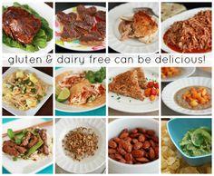 Gluten & Dairy Free Recipes I One Lovely Life
