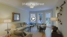 This Space gives you a true sense of urban living in this ground-floor one-bedroom. 3140 Clay Street, San Francisco, CA, One Bedroom, Ground Floor, Clay, Flooring, Street, Home Decor, Clays, Decoration Home, Room Decor