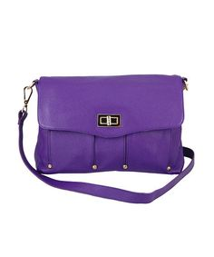 Take a look at this Plum Marie Crossbody Bag by Ruby Kats on #zulily today!