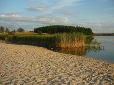 Jezioro w Tymawie (Tymawa near Gniew)
