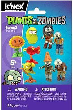 KNEX Plants vs. Zombies Plants vs. Zombies Series 3 Mystery Pack