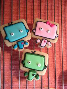 Robot love cookies