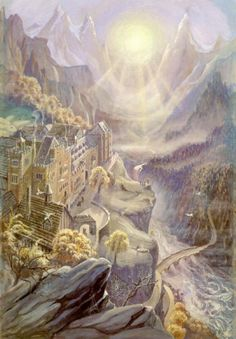 RIVENDELL BY JOAN WYATT