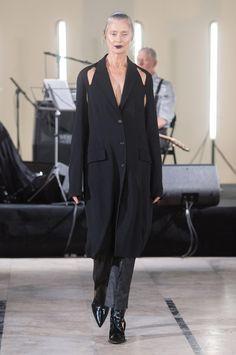 Défilé Yang Li Printemps-été 2018 Prêt-à-porter - Madame Figaro
