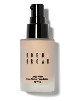 Long-Wear Even Finish Foundation SPF 15 | has a gorgeous, slight aromatherapy scent when applying, lasts forever, great for full face days.