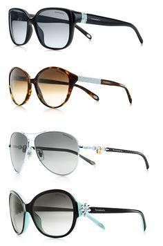 Tiffany & Co. qual modelo faz seu coração bater mais forte?! ♥ #tiffany #tiffanyeco #sunglasses #oculos #eyewear #compreonline #oticaswanny www.oticaswanny.com