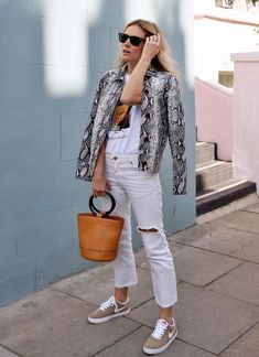 How To Wear White Jeans This Spring   The Closet Heroes
