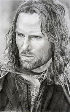 Lord of the Rings Fan Art