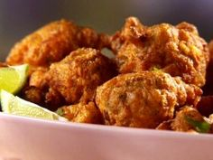 Codfish Puppies from CookingChannelTV.com