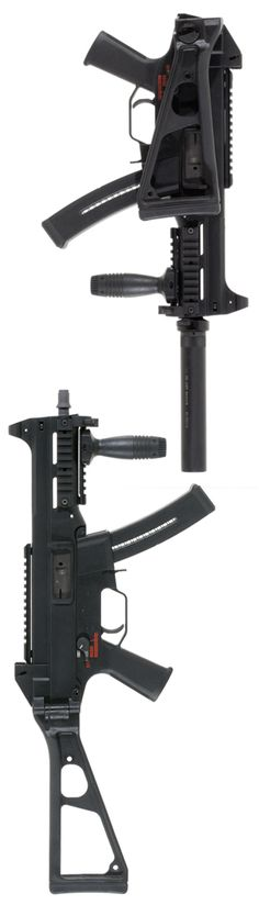UMP 9  CAL. 9 MM X 19 Loading that magazine is a pain! Get your Magazine speedloader today! http://www.amazon.com/shops/raeind