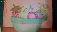 TSOL apple strawberry and cherries club sets Life Inspiration, Serving Bowls, Albums, Stamps, Strawberry, Apple, Tableware, Seals, Apple Fruit