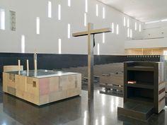 Iglesia de Santa Mónica,© Cortesía de Vincens + Ramos