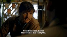 Pedro Pascal as Javier Peña on Narcos | 36 Times TV Blessed Us With Man Candy In 2015