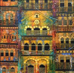 Architectural Landmarks of Mumbai - Limited edition artworks signed by the artist