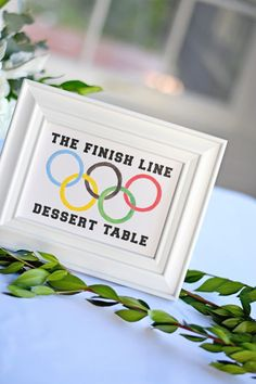 Go for the Gold with an Olympics-Themed Kids Party - Project Nursery Bid Day Themes, Dinner Themes, Beer Olympics Party, Summer Olympics, Kids Olympics, 2020 Olympics, Project Nursery, Birthday Party Themes, Party Planning