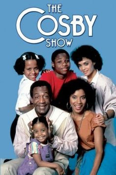"""The Cosby Show"" aired from Starring Bill Cosby, Phylicia Rashad and Lisa Bonet. Best 80s Tv Shows, 80 Tv Shows, Great Tv Shows, Favorite Tv Shows, Comedy Tv Shows, Comedy Series, Bill Cosby, Best Tv, The Best"