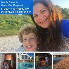 Our review of Hyatt Regency Chesapeake Bay Resort, a great family friendly resort in Cambridge, Maryland, that's a part of our family travel series.