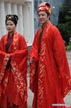 Models show Han Chinese costumes during a show of Han Chinese clothing the national costume  sc 1 st  Pinterest & 63 best China national costume images on Pinterest | Chinese ...