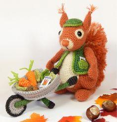 5 favourite animals to crochet!