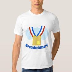 Breadwinner Medal T-shirt