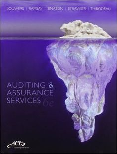 Solutions manual for fundamentals of corporate finance 11th edition test bank for auditing assurance services 6th edition louwers fandeluxe Gallery