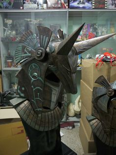 Stargate Anubis/Horus lobsterback by kookoo - in-box review (and now paint)