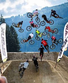 Crazy mtb train . . . . . . . . . Use #4lobos to be featured on our page! Support us by liking & commenting! Check out our MTB Clothing Brand we have new dope limited edition designs for Downhill/Freeride/Enduro lovers every month! www.4LOBOS. We do not take credit for any of this photos unless otherwise stated DM for credit #mtb #downhillmtb #nodignoride #downhill #freeride #mountainbike #rideordie #ridelikeagirl #ridehard #mtblife #foxracing #redbullbike #gopro #downhillbike #bikelife