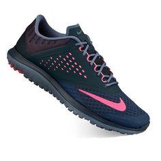 Nike FS Lite Run 2 Women's Running Shoes, Size: 6.5, Oxford