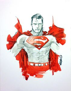 Superman by Dustin Nguyen
