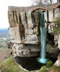 Rock City, near Chattanooga, Tennessee