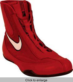 Nike Machomai Boxing Shoes - Mid- http://store.titleboxing.com/nike-machomai-boxing-shoes-mid.html