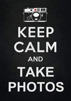 You'll be glad for every picture you take.