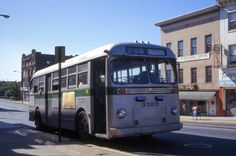 Lehigh Valley Transit Mack