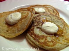 Pancakes, French Toast, Food And Drink, Lunch, Treats, Breakfast, Sweet, Fit, Sweet Like Candy