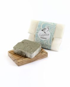 Natural olive oil soap - Volcano clay