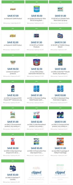 the latest rite aid load2card coupons...   http://www.iheartriteaid.com/2017/05/load2card-coupons-052217.html   #riteaid #couponing #couponcommunity