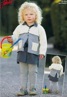 Wonderful knitted cardigan.