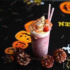 東方美人茶💛フルーツビューティーフラッペ|レシピブログ Cocktail Recipes, Cocktails, Acai Bowl, Pudding, Breakfast, Desserts, Blog, Craft Cocktails, Acai Berry Bowl