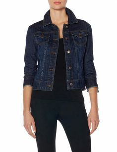 OBR Denim Jacket from THELIMITED.com #TheLimited