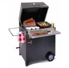 Hasty Bake Legacy Charcoal Grill. The perfect size for larger families or anyone who truly enjoys entertaining. Bering's