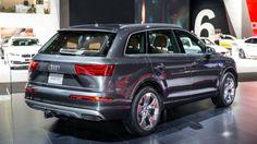 2016 Audi Q7 EyesOn Design Awards