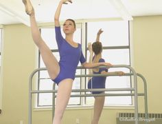 Improve Your Extensions for Ballet