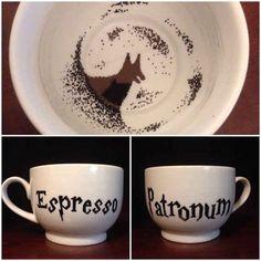 Harry Potter - Espresso Patronum