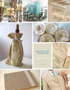 wedding Inspiration Boards #minted