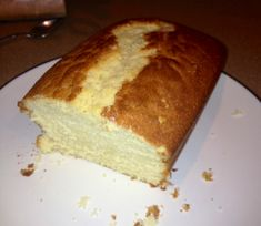 Super easy vanilla bread that goes great with coffee! Very simple...