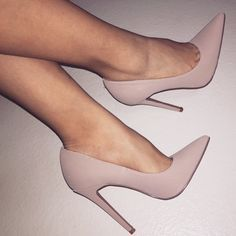 Light purple pumps   You can find this at =>…