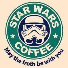 #Coffee #StarWars #Starbucks