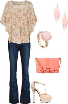 """cute and country!"" by keraashley on Polyvore"